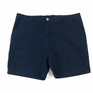 "Chubbies Flat Front 7"" Inseam Chino Shorts Sz 40"